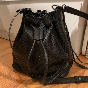 Rebecca Minkoff Perforated Bucket Bag